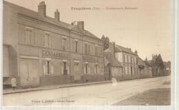 60 - Feuquières   (oise) -  Gendarmerie Nationale - Andere Gemeenten