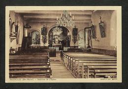 52 - FRONCLES - Intérieur De L'Église - Altri Comuni