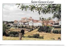 42 SAINT GENEST LERPT Cpm Vue Générale - Autres Communes