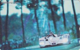Télécarte JAPON / 110-016 - VOITURE BMW FORMULE 1 F 1  - RACING CAR JAPAN Phonecard - AUTO TK / Germany - 3434 - Cars