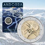 Andorre Commemoratif 2019 Copa Del Mon - Andorra