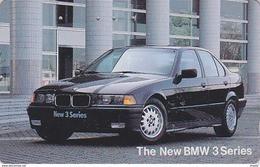 Télécarte JAPON / 110-011 - VOITURE - BMW 3 Series -  CAR JAPAN Phonecard - AUTO Telefonkarte / Germany - 3443 - Autos