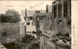België - Louvain Leuven - Ley Beek - 1902 - Zonder Classificatie