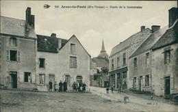 87 ARNAC LA POSTE / Route De La Souterraine / - Autres Communes