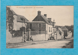 Tilly-sur-Seulles ( Calvados ). - La Gendarmerie. - Otros Municipios