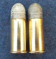 Cartouches De 10,6 Mm Pour Reichrevolver - Decorative Weapons