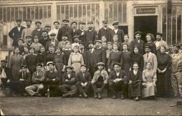 België - Fotokaart Onbekend - Affeetueuze Leopold - Bureaux  1917 - Sin Clasificación