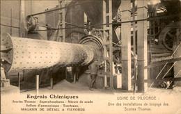 België - Vilvorde - Magasin De Detail - Engrais Chimiques - Thomas Superphosphates - 1924 - Zonder Classificatie