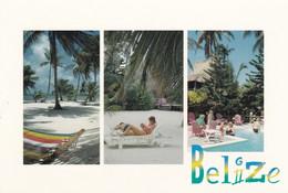 (A-ST073) - SAN PEDRO (Ambergris Caye) - Multivedute - Belize