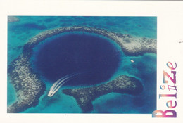 (A-ST074) - SLIGHTHOUSE REEF - Uno Dei Tre Principali Atolli Del Belize - Belize
