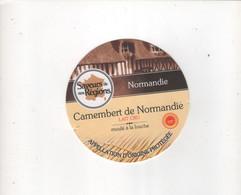 Camembert De Normandie - Quesos
