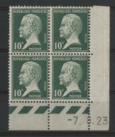 N°170 COIN DATE Neuf * Cote 8 €. TB (voir Description) - ....-1929