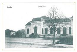 RO 00 - 18893 BACAU, Primaria, Romania - Old Postcard - Unused - Rumania