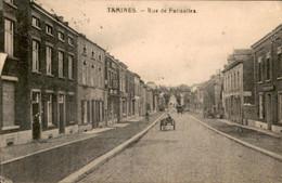 België - Tamines - Rue De Falisolles - 1920 - Zonder Classificatie