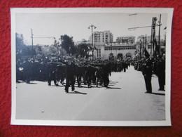 MARECHAL PETAIN A PHILIPPEVILLE ALGERIE PHOTO 18 X 13 Cm LE SALUT - Luoghi