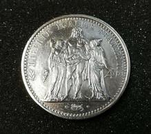 PIECE EN ARGENT DE 10 FRANCS FRANçAIS DE 1965 - K. 10 Francos