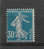 FRANCE    N° 192   **  NEUF SANS CHARNIERE - 1906-38 Semeuse Camée