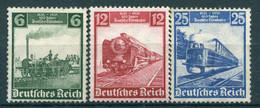 Deutsches Reich - Michel 580-582 Pfr.**/MNH - Unused Stamps