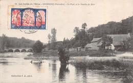Grimbosq (14) - Le Pont Et Le Moulin De Brie - Altri Comuni