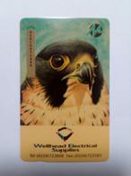 GB UK MERCURY EAGLE AIGLE N° 20MERA.... UT - Eagles & Birds Of Prey