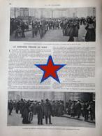 1905 LES CONSCRITS - LE DERNIER TIRAGE AU SORT - MAIRIE DU IV ARRONDISSEMENT DE PARIS - 1900 - 1949