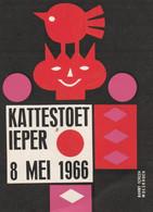Ieper Kattestoet 1966 8 Mei - Ieper