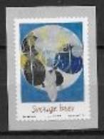 Suède 2020 Timbre Neuf Peinture - Nuovi