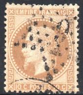 ACHAT IMMEDIAT : ETOILE DE PARIS 9 P 6 - SUR YT 28 A - 1849-1876: Classic Period