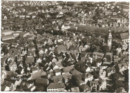 E4199 Backnang - Stadt Burgerheim - Luftbild Aerial View Vue Aerienne Vista Aerea / Non Viaggiata - Backnang