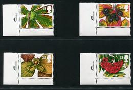 SALE  Great Britain 1993 Mi. 1463-1466   Mushrooms  MNH - Funghi