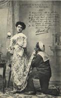 """Les Chansons De Botrel  """" La Franchette"""" VII  Marin Et Sa Belle   Recto Verso - Musik"""