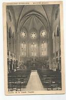 92 Meudon  Orphelinat St Philippe Interieur De La Grande Chapelle - Meudon