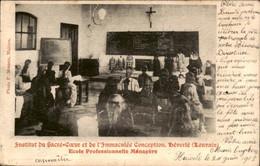 België - Louvain Leuven Institut Sacre Sour Ecole Professionnelle Menagere - 1903 - Zonder Classificatie