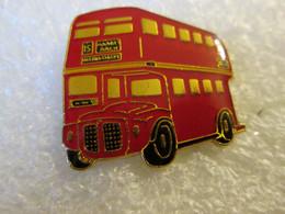 PIN'S   BUS  LONDON - Trasporti