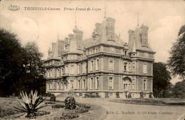 België - Thieusies Casteau Prince Ernst DeLigne - 1915 - Zonder Classificatie
