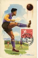61049 Sweden, Maximum  24.6.1958 World Football Champ.of Sweden,  R - 1958 – Zweden