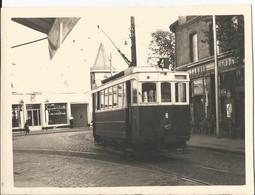 Photo - Tramway  - Gros Plan -  Nancy - Treni