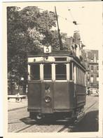 Photo - Tramway  - Ligne 3  - Gros Plan -  à Localiser - Treni