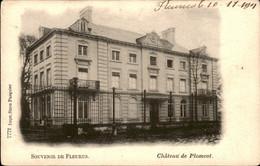 België - Fleurus - Chateau De Plomcot - 1901 - Zonder Classificatie