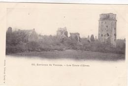 Morbihan - Environs De Vannes - Les Tours D'Elven - Elven