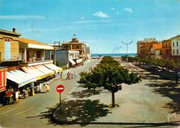 CPSM Valras Plage-La Grande Place    L117 - Other Municipalities