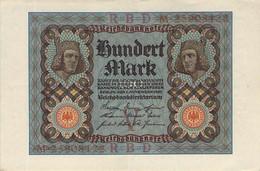 100 Mark 1920 UNC (I) M-25908122 - 100 Mark