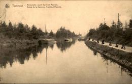 België - Turnhout - Kempische Vaart Raevels - 1927 - Zonder Classificatie