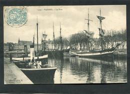CPA - VANNES - Le Port - Bateaux - Vannes