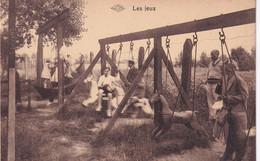 De Panne - La Panne - Moeder Lambic - A. Dobbels - Les Jeux - Uitg. Jos - De Panne