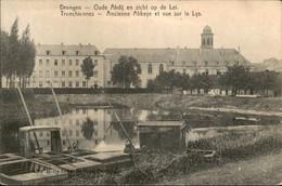 België - Drongen - Abdij Lei - 1921 - Zonder Classificatie