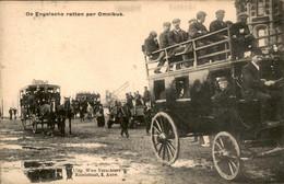 België - Engelsche Ratten Per Omnibus - 1907 - Sin Clasificación