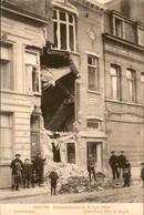 België - Anvers Antwerpen - Bombardement Leemstraat - Berchem - 1914 - Unclassified