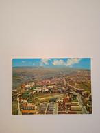 ITALIA-BASILICATA-MATERA-VEDUTA AEREA-FG-1974 - Matera