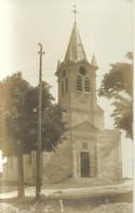 JONCOURT - Carte Photo  église - Sonstige Gemeinden